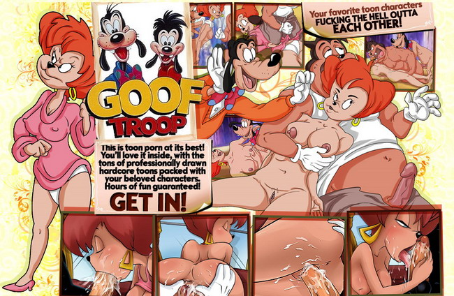 Can Goof troop sex comic think already