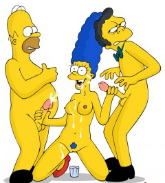The Simpsons XXX