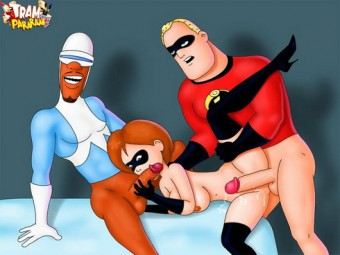 Incredibles sex stories