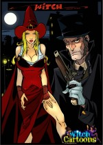 See dirty witch comics - Witch Cartoons