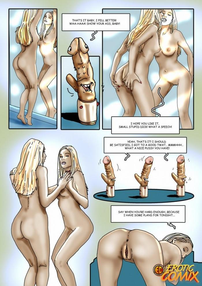 Erotic Comix 03