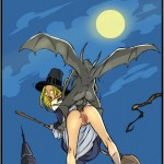 Witch Cartoons - new adult fantasy - All Sex Comics Sex Drawings Witch Cartoons