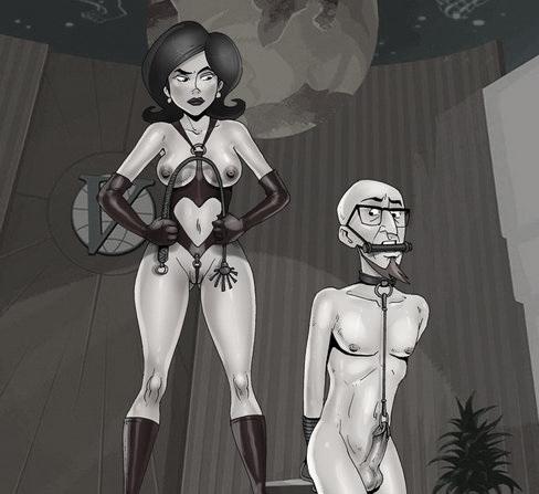 Copy of Cartoon bdsm story-toonbdsm3