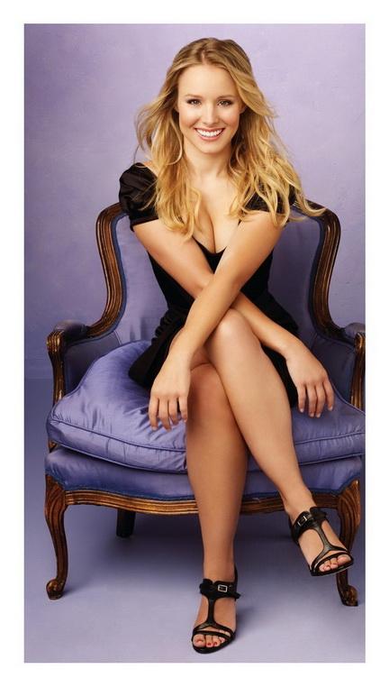 Wild sex with Kristen Bell - Famous Comics Kristen Bell sex