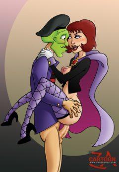 Free sex cartoon - The Mask! - Toons