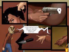 Hardcore Kill Bill comics - Famous Comics Uma Thurman nude