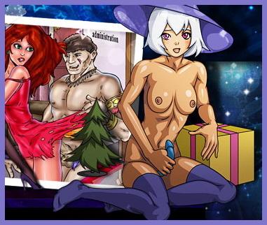 Wild Witch in Cartoon - Witch Cartoons