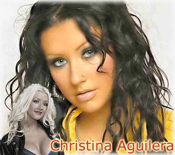 Nude Christina Aguilera for free - Christina Aguilera Famous Comics