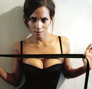 Halle Berry military babe - Famous Comics Halle Berry naked